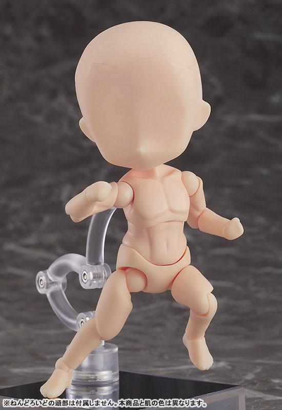 Nendoroid Doll archetype: Man (cream) 0