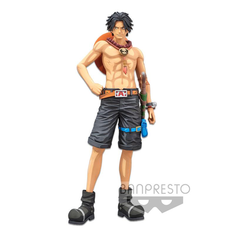 ONE PIECE Grandista PORTGAS D. ACE MANGA DIMENSIONS (Game-prize) product