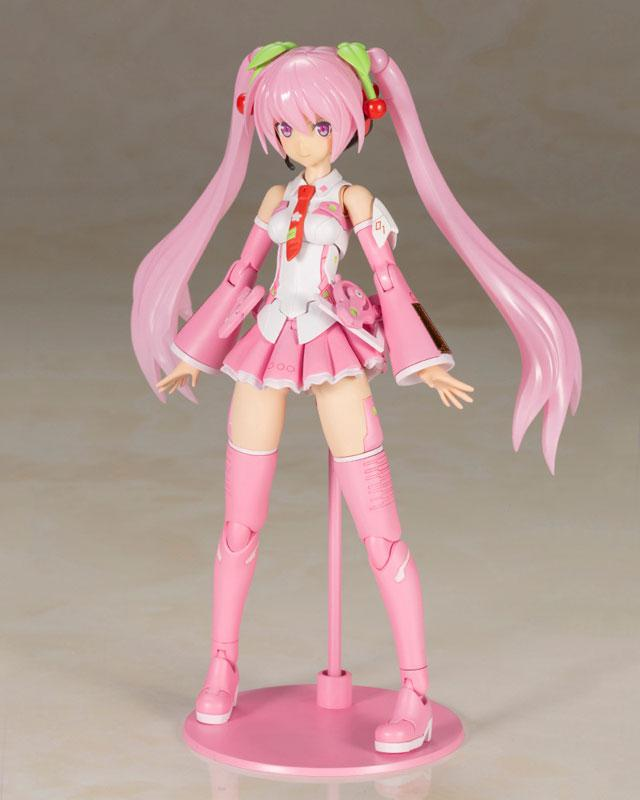 Frame Arms Girl Frame Music Girl Sakura Miku Plastic Model main