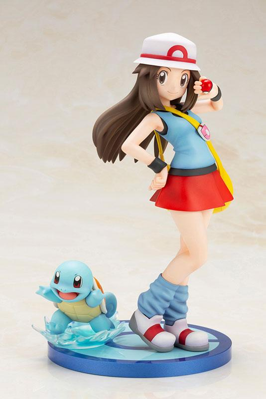"ARTFX J ""Pokemon"" Series Leaf with Squirtle 1/8 Complete Figure product"