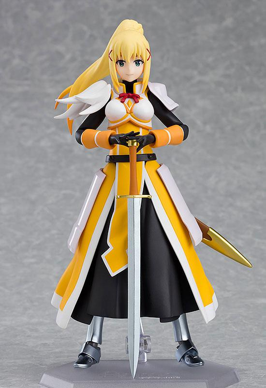 figma KonoSuba: God's Blessing on this Wonderful World! Kurenai Densetsu Darkness main