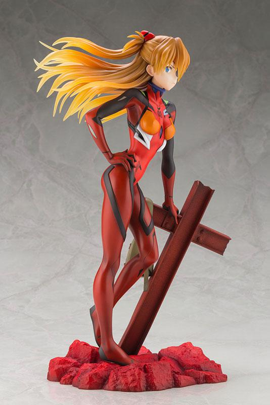 Rebuild of Evangelion Asuka Langley Shikinami 1/6 Complete Figure 6