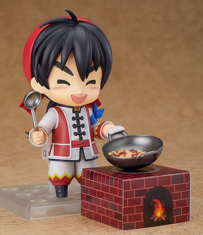Nendoroid True Cooking Master Boy Liu Maoxing