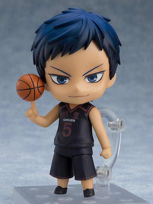 [Bonus] Nendoroid Kuroko's Basketball Daiki Aomine 0