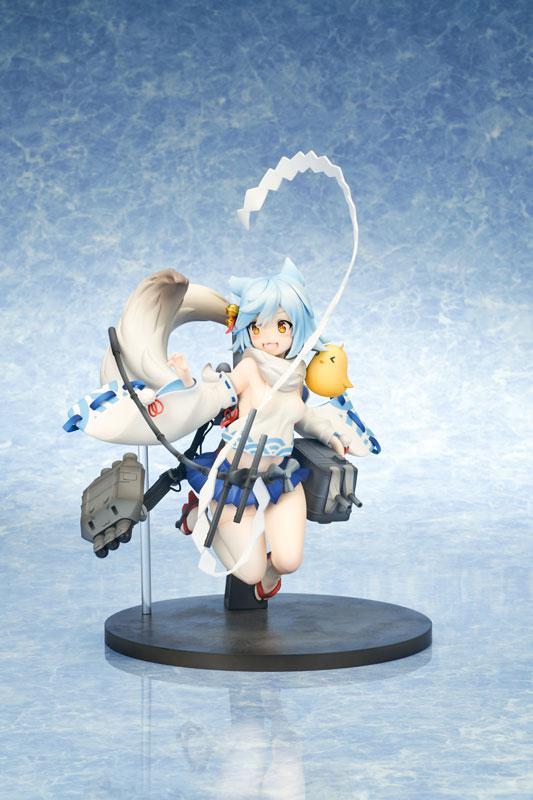 Azur Lane Fubuki 1/7 Complete Figure 1