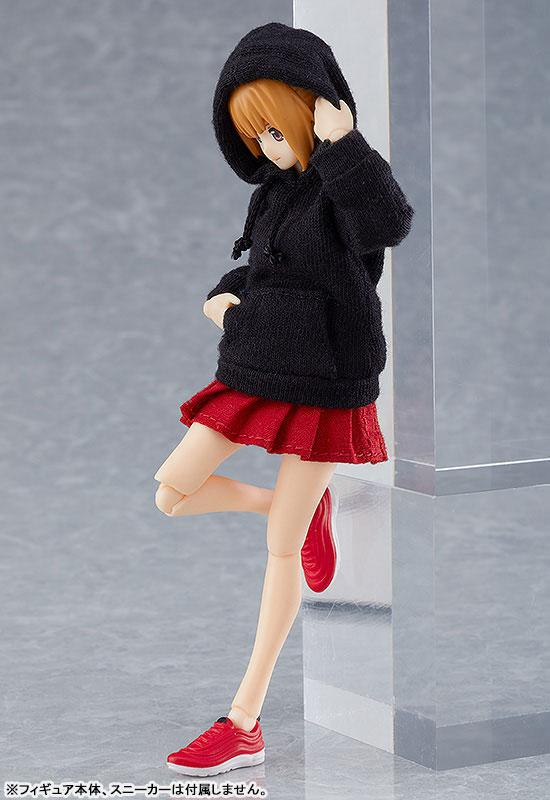 figma Styles Hoodie Outfit 3