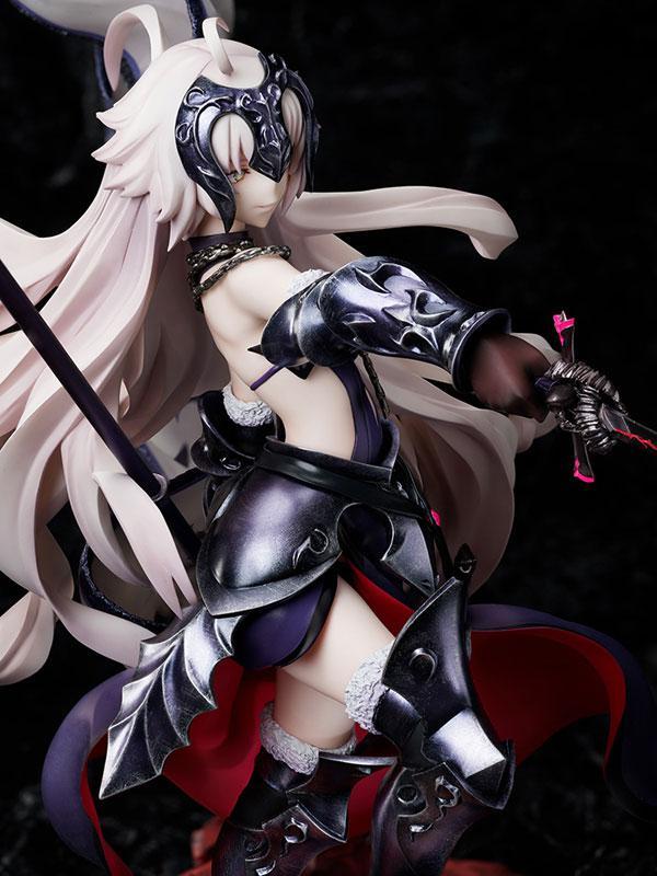 Fate/Grand Order Avenger / Jeanne d'Arc [Alter] Kuraki Homura wo Matoishi Ryuu no Majo 1/7 Complete Figure 2
