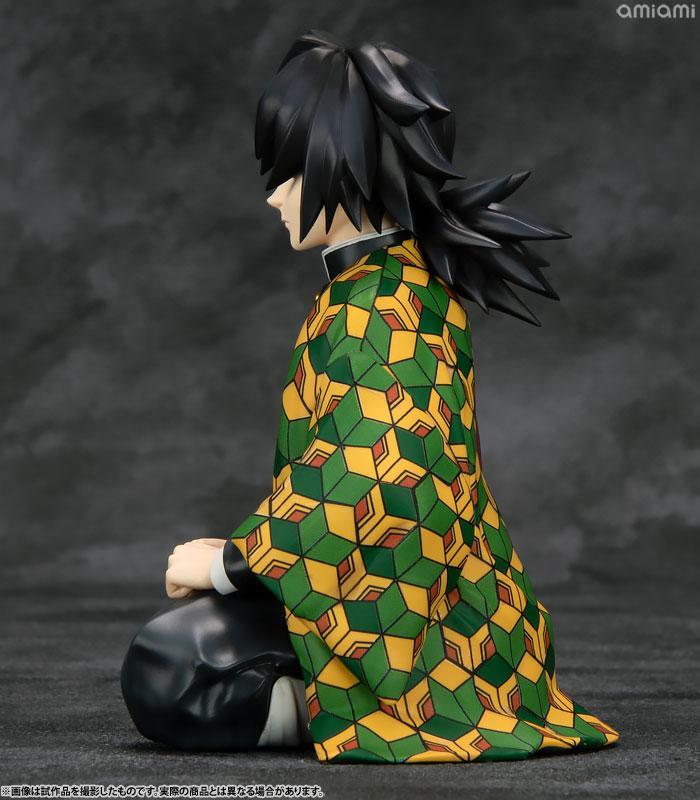 G.E.M. Series Demon Slayer: Kimetsu no Yaiba Palm Size Giyu Complete Figure