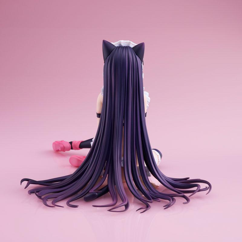 "Mika Pikazo's Illustration ""Cat Maid"" Complete Figure 8"