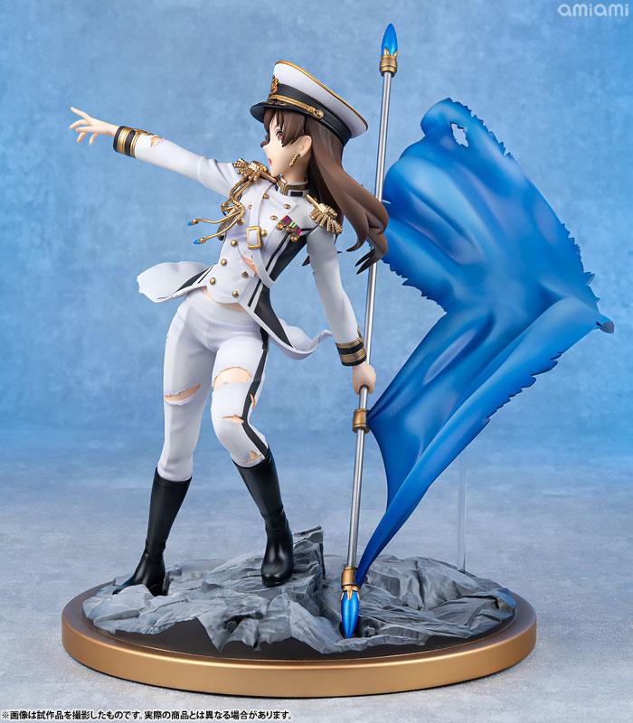 THE IDOLM@STER Cinderella Girls Minami Nitta Seizon Honnou Valkyria ver. 1/8 Complete Figure 5