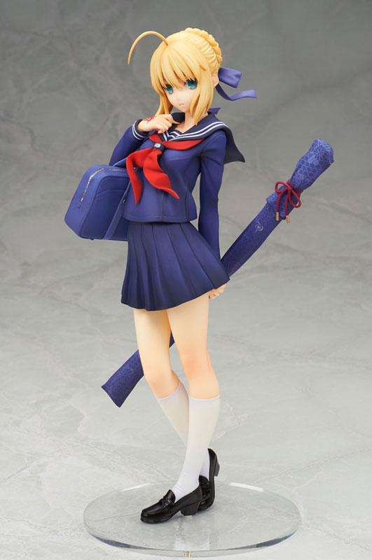 Fate/stay night - Master Altria 1/7 Complete Figure main