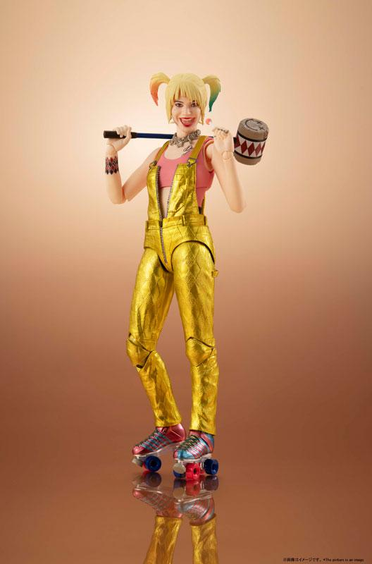 """S.H.Figuarts Harley Quinn (BIRDS OF PREY) """"Birds of Prey (and the Fantabulous Emancipation of One Harley Quinn) """" main"""
