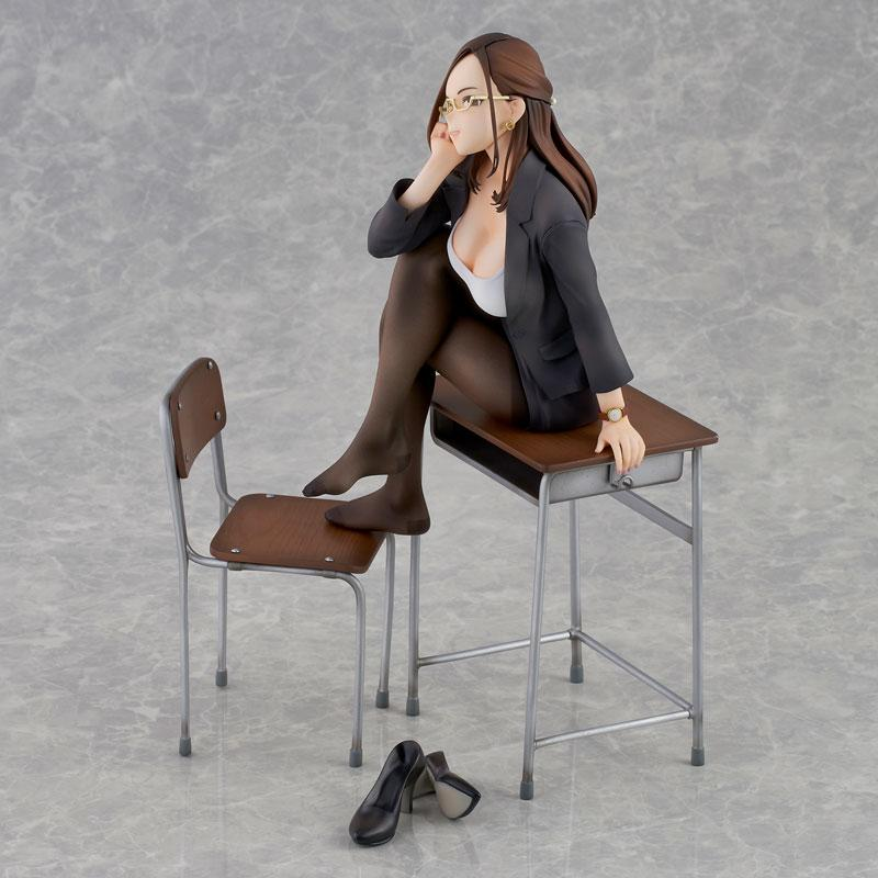 Miru Tights Gogatsubyou? Sensei ga Naoshite Ageyokka? Yuiko Sensei Complete Figure 0