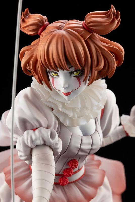 HORROR BISHOUJO IT Pennywise (2017) 1/7 Complete Figure 7