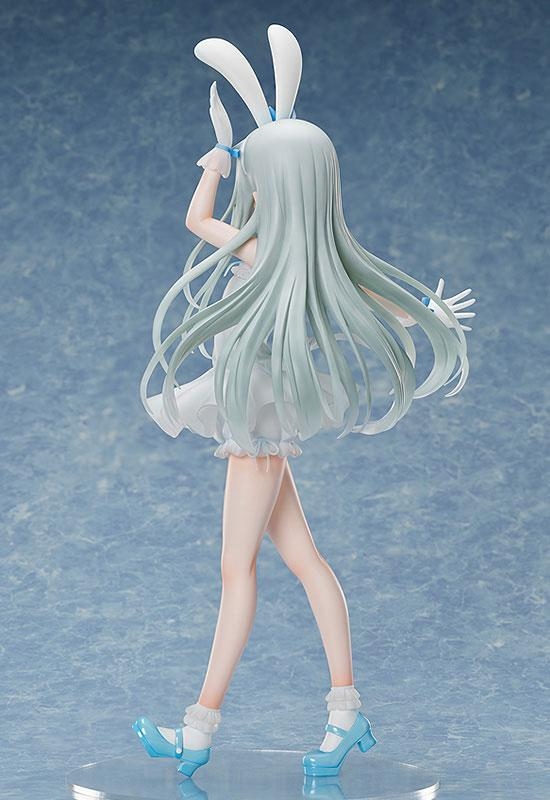 B-STYLE Movie Anohana: The Flower We Saw That Day Menma Rabbit Ears Ver. 1/4 Complete Figure