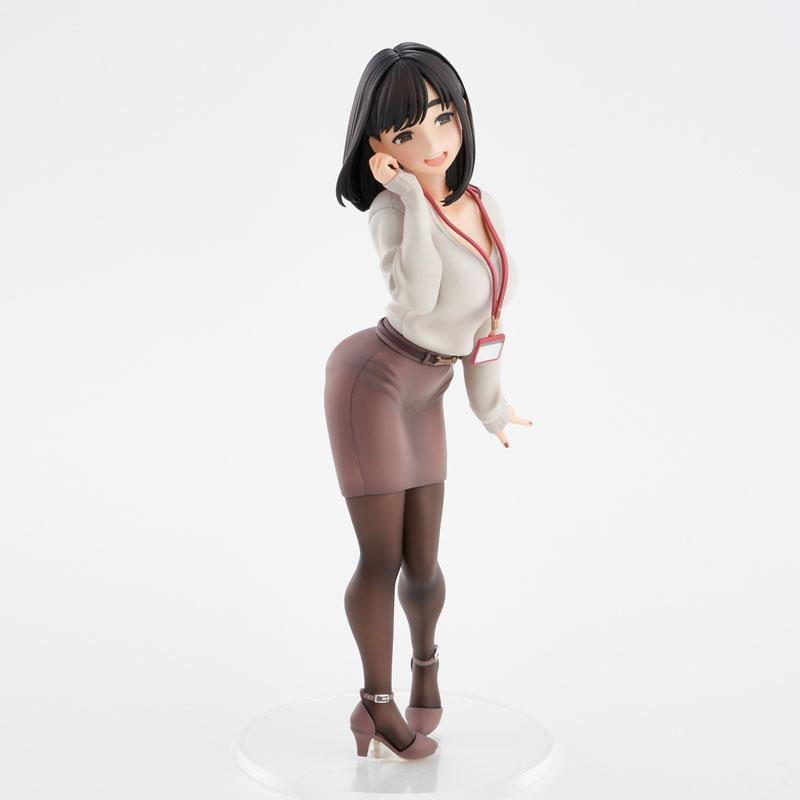 "Ganbare Douki-chan ""Kouhai-chan"" Complete Figure"