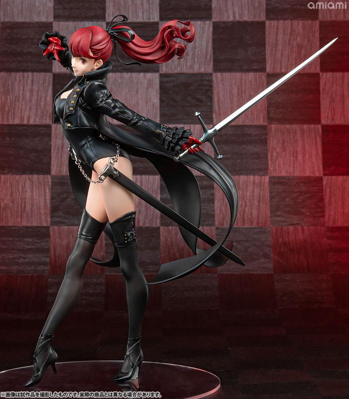 [Exclusive Sale] Lucrea Persona 5 The Royal Kasumi Yoshizawa Complete Figure 0