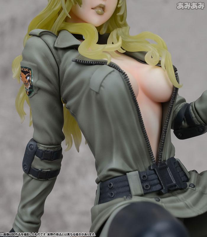 Metal Gear Solid BISHOUJO Sniper Wolf 1/7 Complete Figure