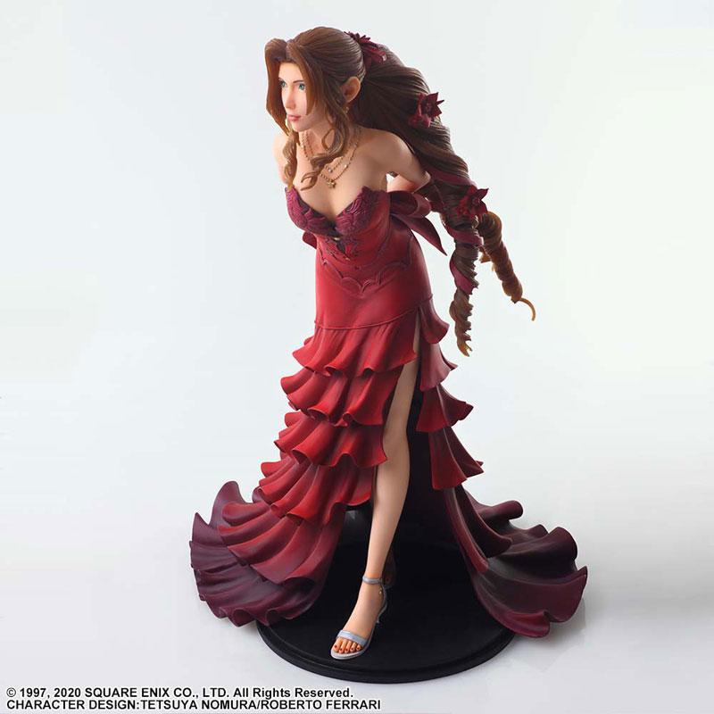 Final Fantasy VII Remake STATIC ARTS Aerith Gainsborough -Dress Ver.- product