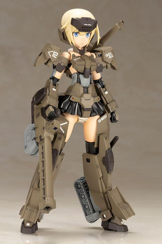 Frame Arms Girl Gourai-Kai Ver.2 Plastic Model