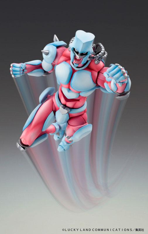 Super Action Statue JoJo's Bizarre Adventure Part.4 Crazy Diamond 1