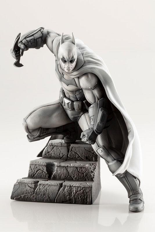 ARTFX+ DC UNIVERSE Batman Arkham Series 10th Anniversary Limited Edition 1/10 Complete Figure