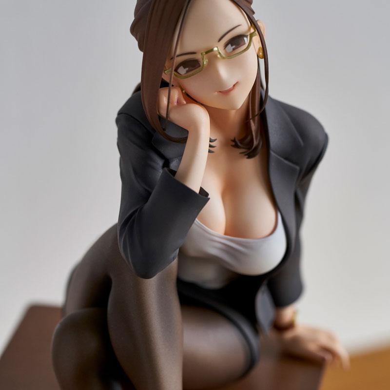 Miru Tights Gogatsubyou? Sensei ga Naoshite Ageyokka? Yuiko Sensei Complete Figure 10