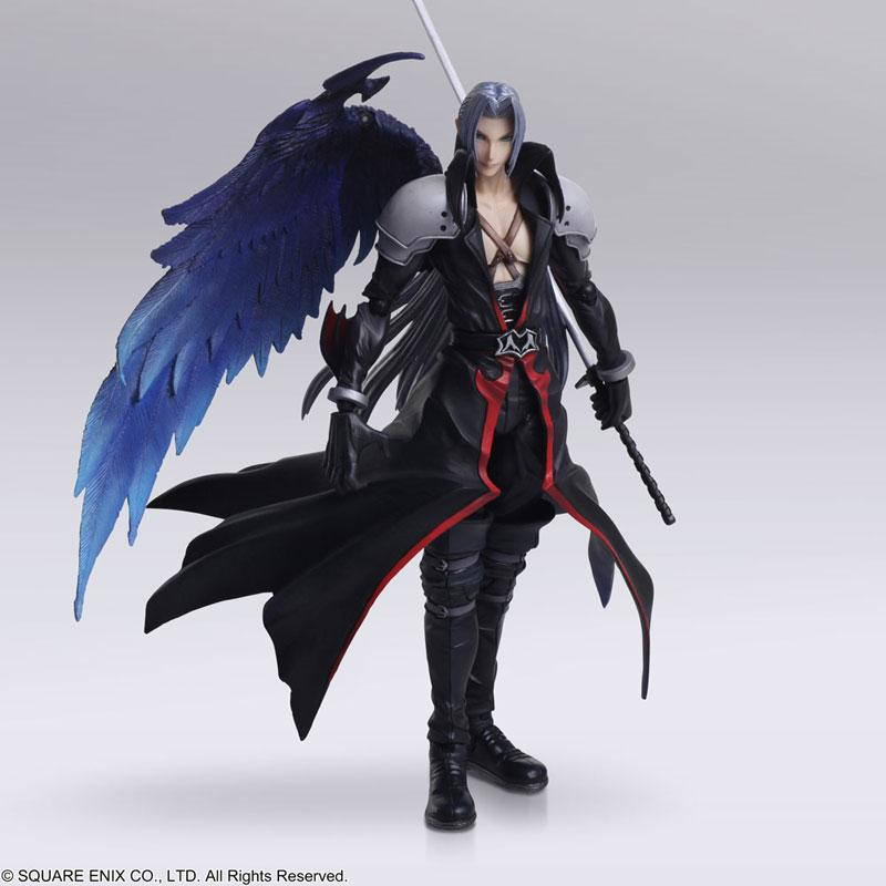 FINAL FANTASY BRING ARTS Sephiroth Another Form Ver. Action Figure product