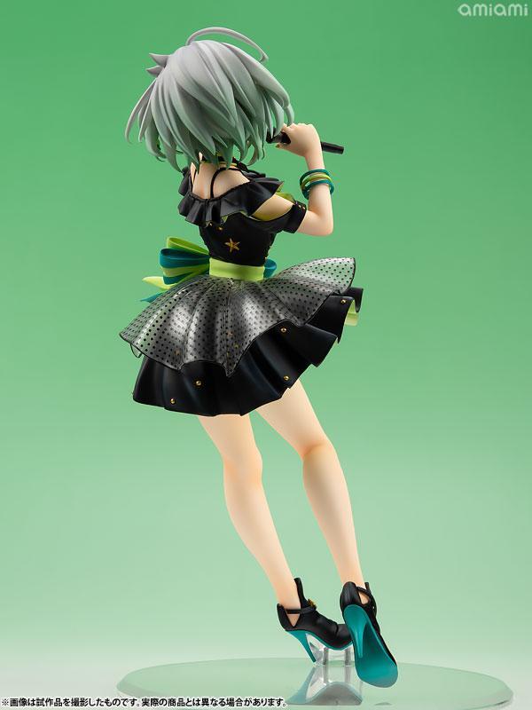 [Exclusive Sale] YuNi -Black Dress ver.- 1/7 Complete Figure 3