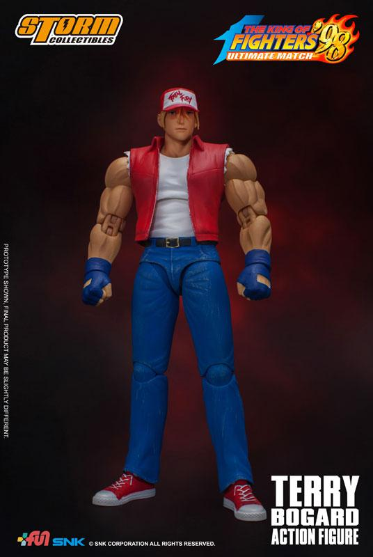 The King of Fighters '98 Ultimate Match Action Figure Terry Bogard product