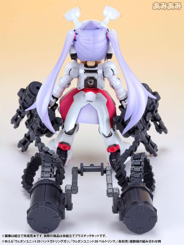 Ichigeki Sacchu!! HoiHoi-san LEGACY 1/1 DG-001LN Usagear Plastic Model 19
