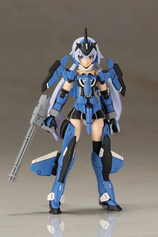 Frame Arms Girl Hand Scale Stylet Plastic Model