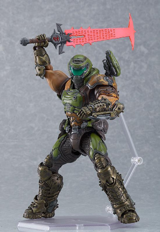 figma Doom Eternal Doom Slayer