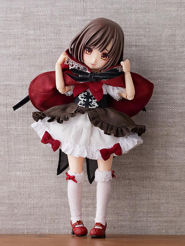 [Exclusive Sale] PARDOLL Little Red Riding Hood Posable Figure 0