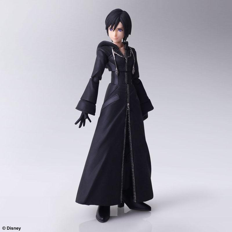 Kingdom Hearts III Bring Arts Xion product