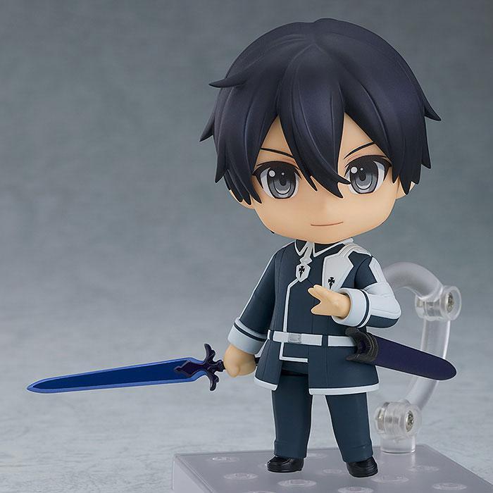 Nendoroid Sword Art Online Alicization Kirito Elite Swordsman Ver.