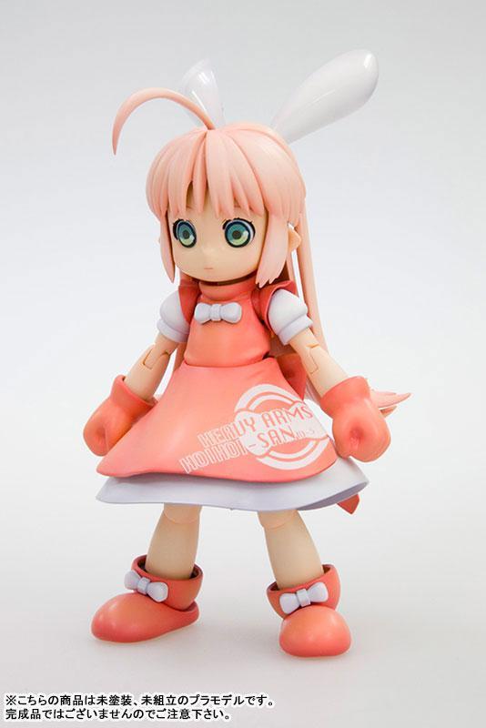 Ichigeki Sacchu!! HoiHoi-san NEW EDITION 1/1 HoiHoi-san -Heavy Arms Ver.- NEW EDITION Plastic Model 3