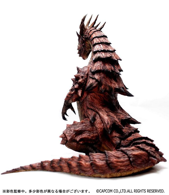 Monster Hunter 15th Anniversary Commemoration Giga Sofubi Series Lao-Shan Lung