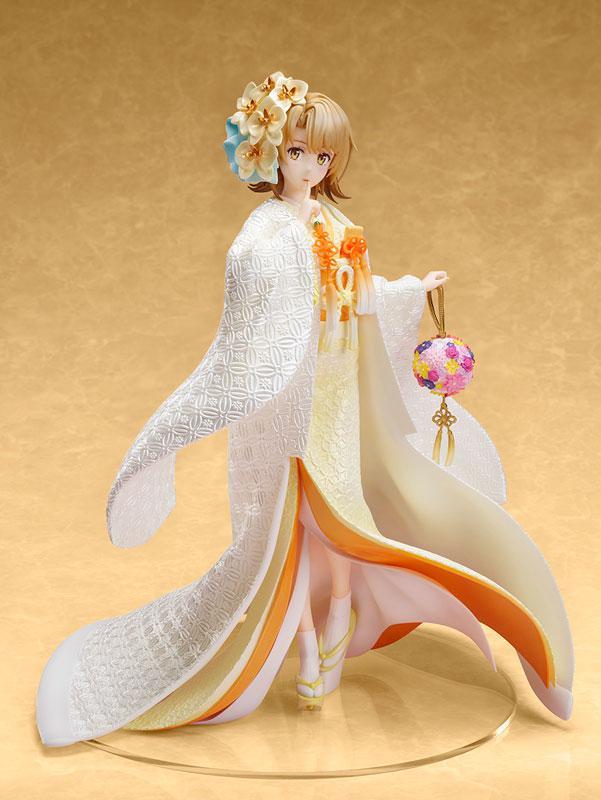 My Teen Romantic Comedy SNAFU. Completion Iroha Isshiki -White Kimono- 1/7 Complete Figure main