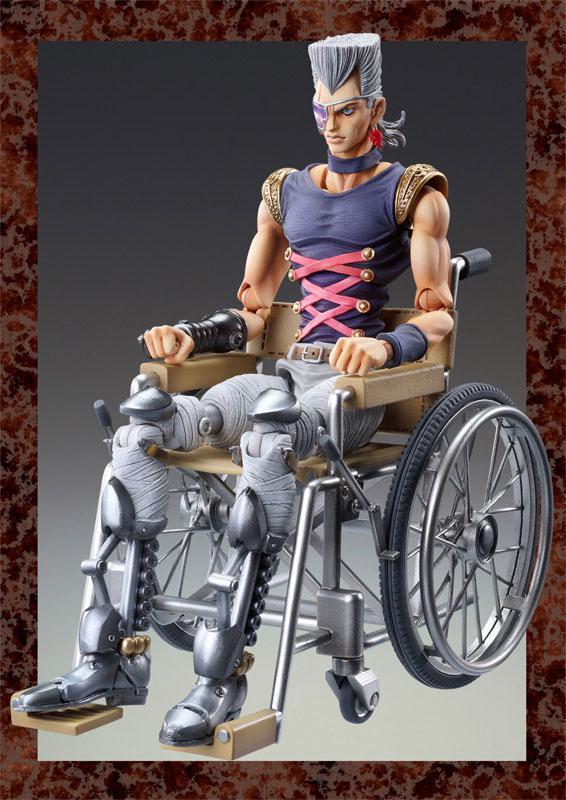 Super Action Statue - JoJo's Bizarre Adventure Part.V #41 J. P. Polnareff (Hirohiko Araki Specified Color) Complete Figure