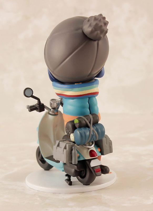 Yuru Camp Rin Shima Mini Figure 2