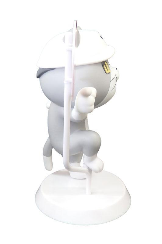 "Working Cat Soft Vinyl Figure (1) ""Yoshi"" product"