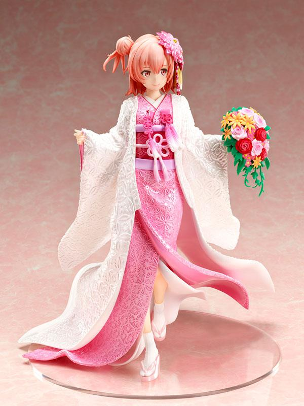 My Teen Romantic Comedy SNAFU. Completion Yui Yuigahama -White Kimono- 1/7 Complete Figure product