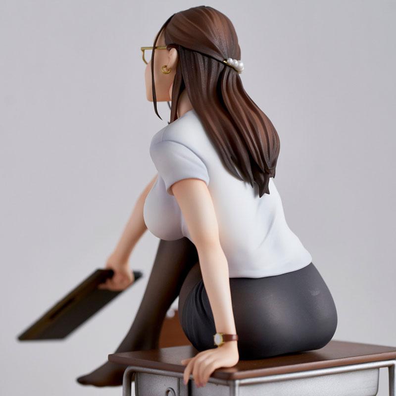 Miru Tights Gogatsubyou? Sensei ga Naoshite Ageyokka? Yuiko Sensei LIMITED edition. Complete Figure 12