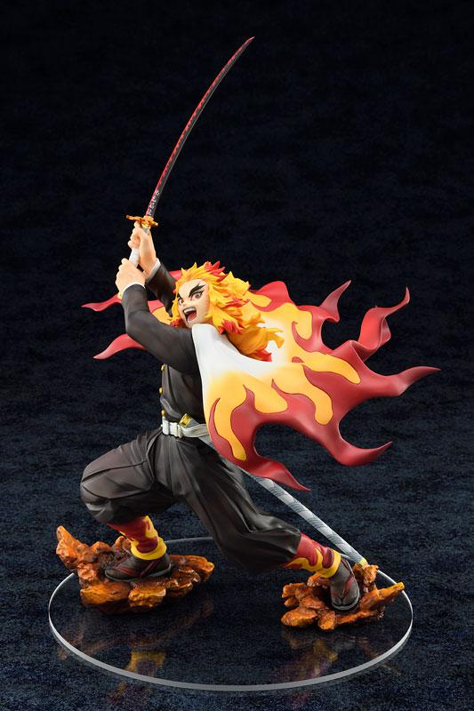 Demon Slayer: Kimetsu no Yaiba Kyojuro Rengoku 1/8 Complete Figure product