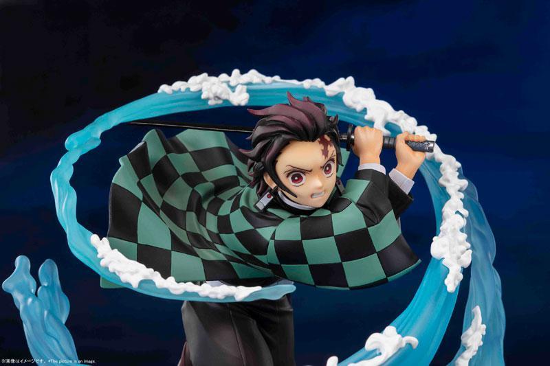 """Figuarts ZERO Tanjiro Kamado -Water Breath- """"Kimetsu no Yaiba"""" 1"""