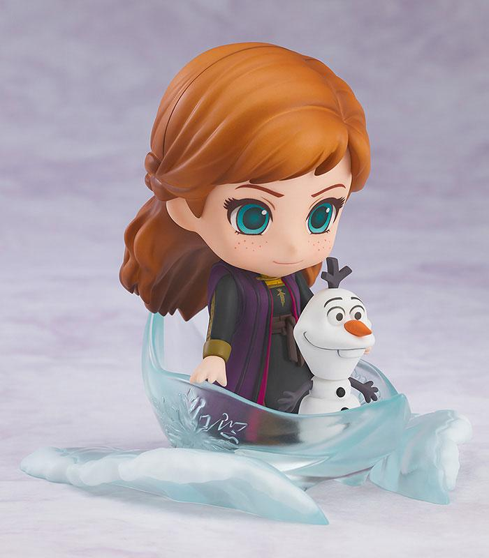 Nendoroid Frozen 2 Anna Travel Costume Ver.