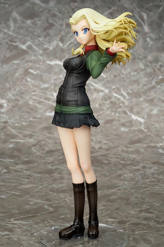 Girls und Panzer the Movie Klara 1/7 Complete Figure 1