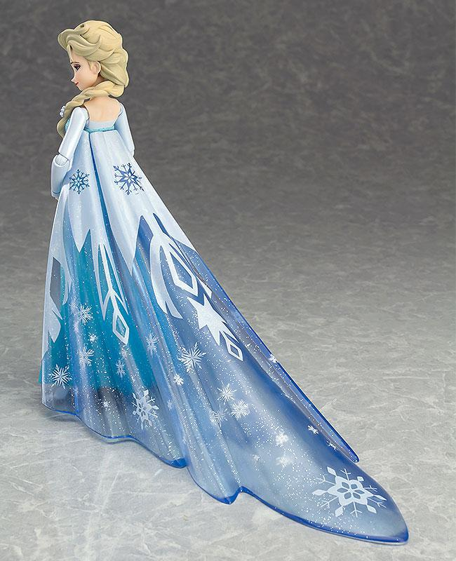 figma Frozen Elsa 3
