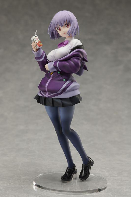 SSSS.GRIDMAN Akane Shinjo 1/7 Complete Figure main